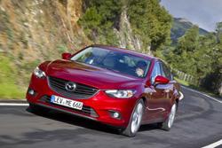 Un Mazda6 puede circular a una media de 221 km/h durante 24 horas
