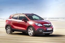 El Opel Mokka gusta