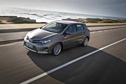Toyota España se supera en un 18%