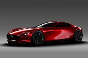Mazda RX-VISION, el concept con el que Mazda devuelve la vida al motor rotativo