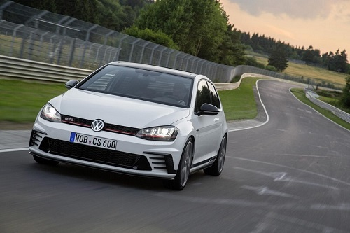 2016: as� ha sido el 40 aniversario del Volkswagen Golf GTI