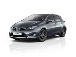 Novedades en el Toyota Auris
