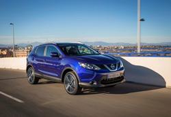 Nissan Qasqhai en el mercado español