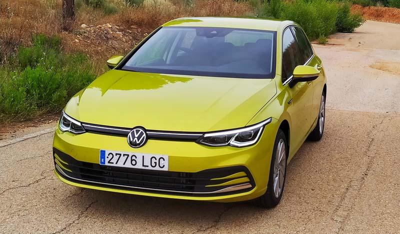 Prueba Volkswagen Golf 1.5 eTSI 150 CV DSG: ¿Cómo es su hibridación ligera?