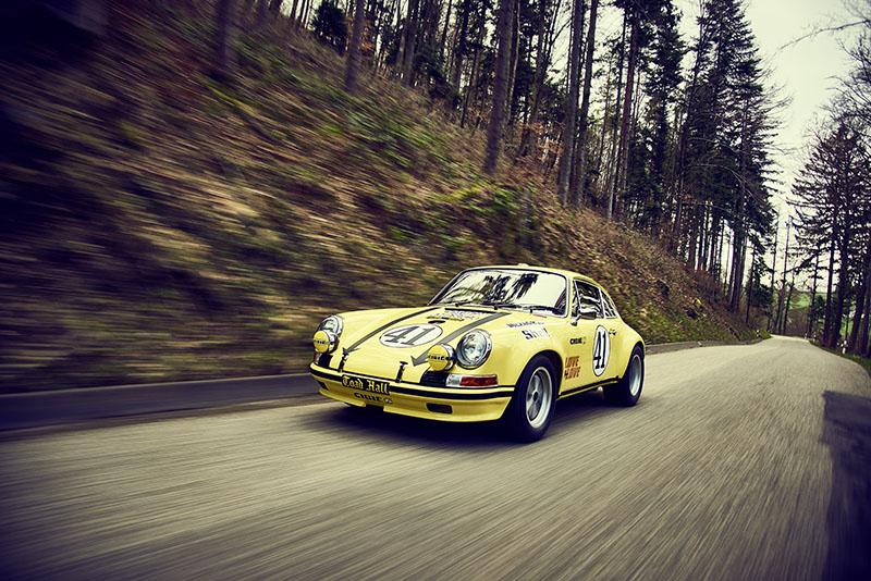 Porsche 911 2.5 S/T, regresando de entre los muertos