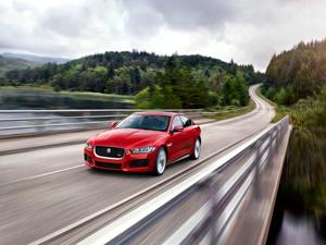 Emoci�nate con el Jaguar XE