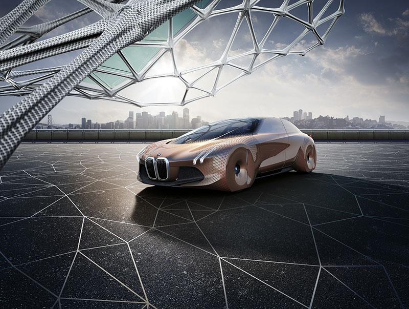 BMW Vision Next 100, celebrando el centenario (100 años de BMW)