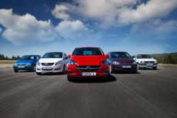 Opel inicia la producción del nuevo Corsa en Zaragoza