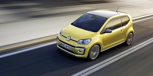 El Volkswagen up! estrenará restyling en Ginebra (Salón Ginebra 2016)