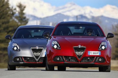 Alfa Romeo Giulietta 2016, actualización para el compacto (Salón Ginebra 2016)