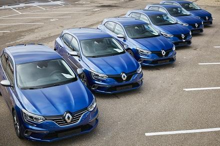 Arranca la producción de la 4ª generación del Renault Mégane