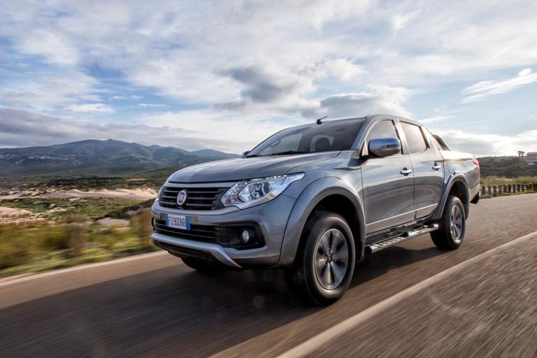 Fiat Fullback: los pick-up están de moda
