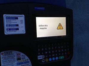 Ojo al uso de las famosas app para el pago del parking