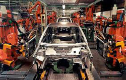 España aumenta en un 11 % la fabricación de automóviles