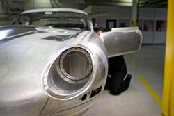 El Jaguar E-Type resucita