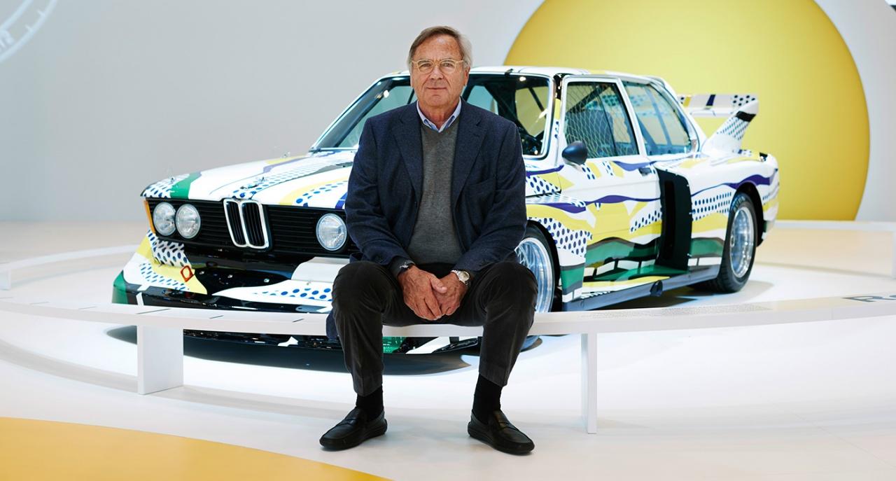 El patriarca de la división M elige sus BMW favoritos (100 años de BMW)