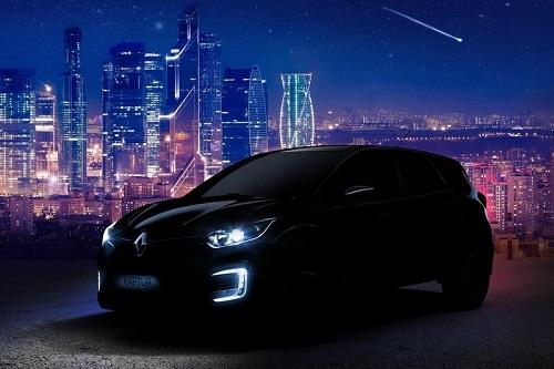 Renault Kaptur 4x4, la adaptación rusa del crossover del rombo
