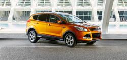 Novedades para el Ford Kuga