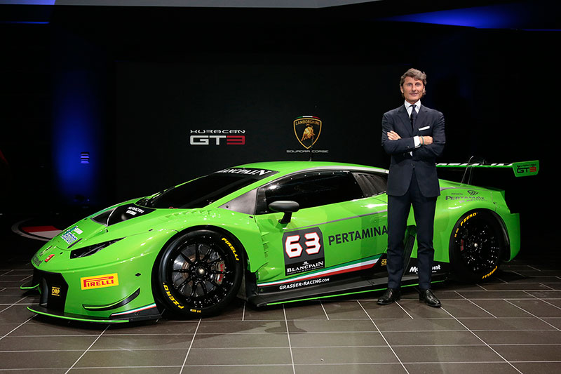 Avance Lamborghini en el Salón de Ginebra 2015