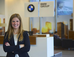 Laura Crespo, nueva Directora de Marketing en BMW Méjico