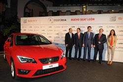 Un premio más para el SEAT León