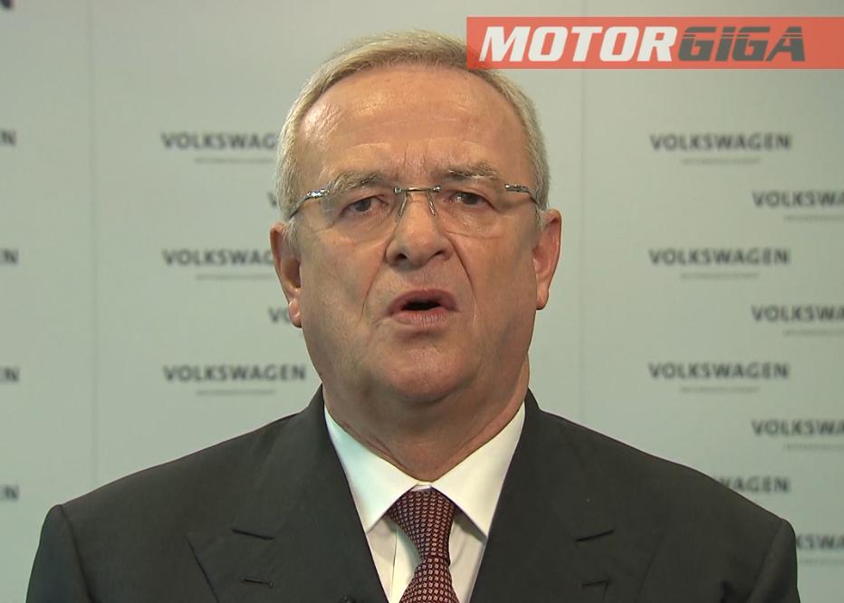 El Presidente de VW pide disculpas