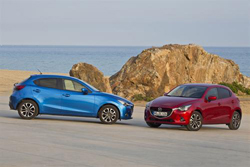 Datos del primer semestre fiscal de Mazda