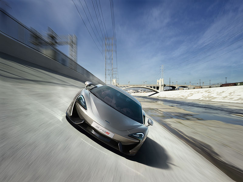 McLaren planea seguir creciendo