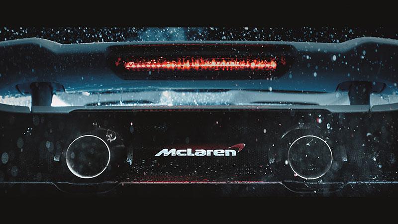 Avance McLaren en el Salón de Ginebra 2015