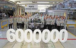 6 millones de Renault producidos en Palencia