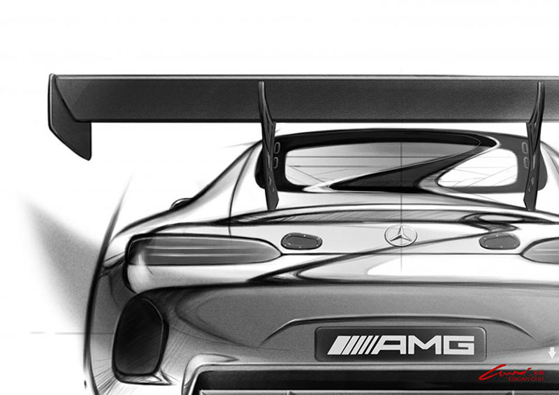 Avance Mercedes Benz en el Salón de Ginebra 2015
