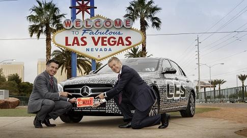 El nuevo Mercedes Clase E logra la licencia de conducción autónoma en Nevada