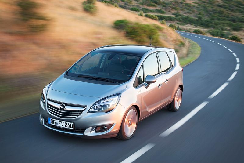 Comienza la producción del nuevo Opel Meriva en Zaragoza