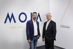 Moia, una nueva marca del Grupo Volkswagen que ofrecerá servicios de movilidad