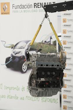 Renault aumenta la producción del motor K4