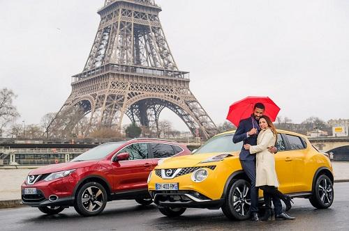 Los conductores de Nissan son los más generosos, fieles y amistosos