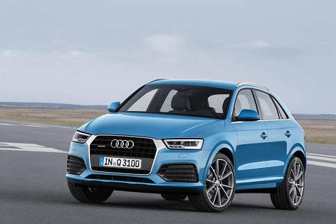 Audi Q2 y nuevo Q5, novedades SUV de Audi en 2016