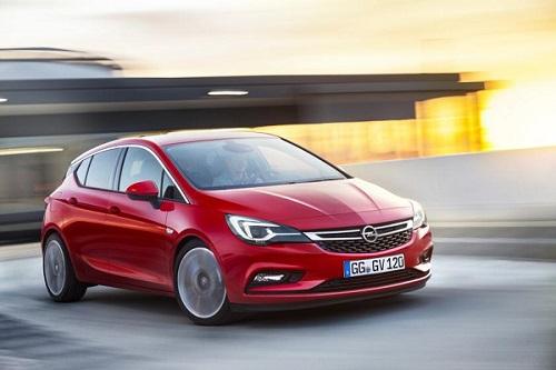 Opel Astra, el coche del año en Europa 2016