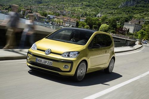 Volkswagen up!, el restyling del pequeño urbanita llega a España desde 11.910 euros