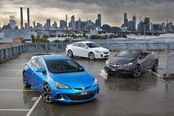 Opel fabricará versiones para Holden