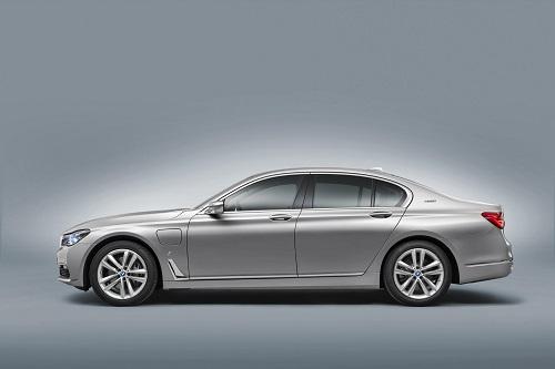 BMW iPerformance, nuevo nombre para los híbridos enchufables de BMW