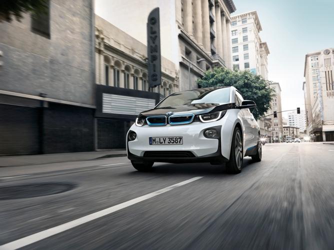 BMW certifica las bajas emisiones de todo el proceso de producción del i3