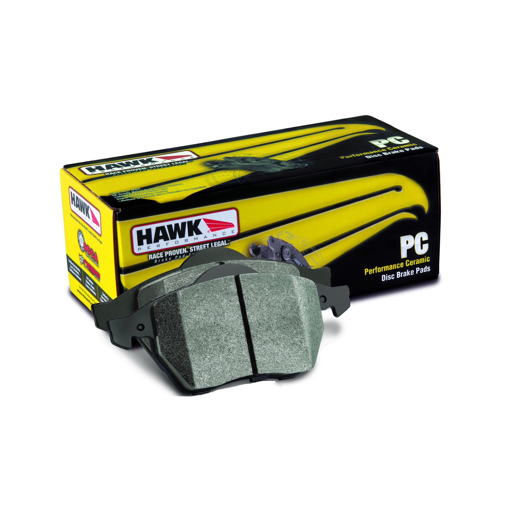 Promyges incorpora pastillas HAWK