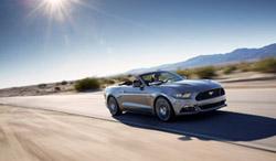 El Ford Mustang cumple medio siglo