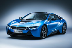 El Safety Car de la F�rmula E es un BMW i8