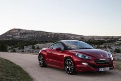 El Peugeot RCZ-R según Carlos Sainz