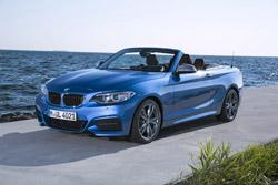 Precios BMW Serie 2 Cabrio