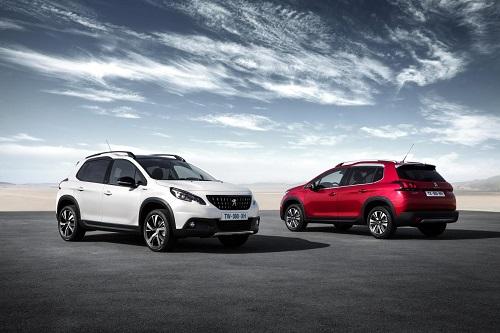 Peugeot 2008, ya disponible la actualización del B-SUV del león