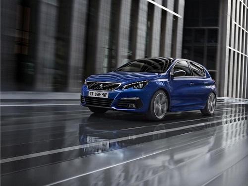 Peugeot, líder en marzo de un mercado de turismos que sigue a la baja por séptimo mes consecutivo