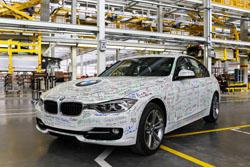 BMW Group tambi�n ensambla veh�culos en Brasil